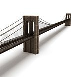 DOSCH 3D: Brooklyn Bridge