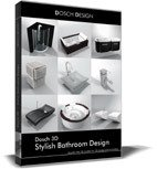 DOSCH 3D: Stylish Bathroom Design