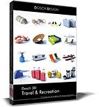 DOSCH 3D: Travel & Recreation